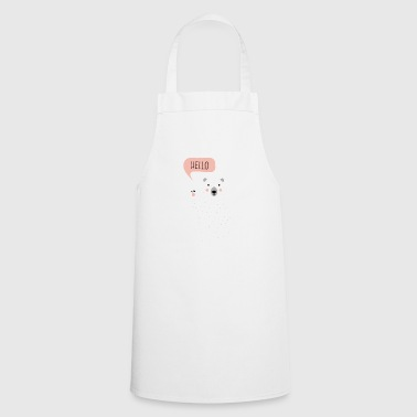 Eisbaer Hello - Cooking Apron