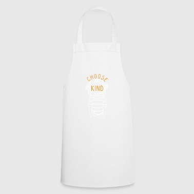 Choose Child Shirt Anti Bullying Message Helmet - Cooking Apron