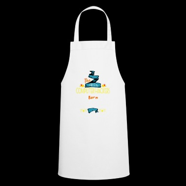 Best Computer Hackers are Born in January Gift - Cooking Apron