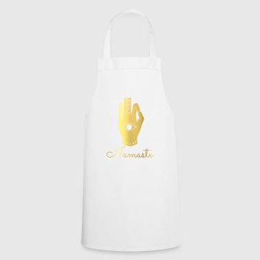 Namaste's hand - Cooking Apron