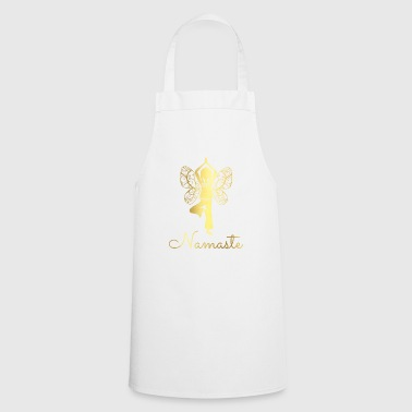 Namaste Butterfly - Cooking Apron