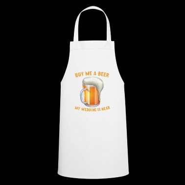 The Perfect Bachelorette Party Shirt - Cooking Apron
