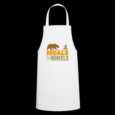 meals on wheels - Cooking Apron
