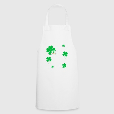 Squirrel St Patricks Day Gift - Cooking Apron