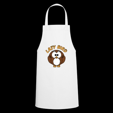 The Lazy Bird - Cooking Apron
