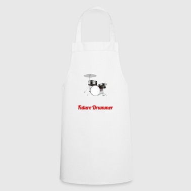 Future Drummer Musician Gift - Cooking Apron