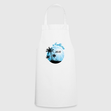 Vacation, Malle, Mallorca Beach T-Shirt Tshirt - Cooking Apron