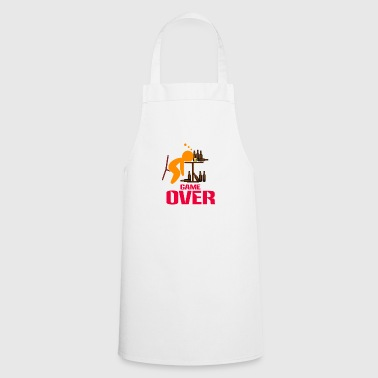 Game Over - Beer - Cooking Apron