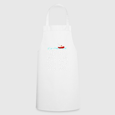The unlucky fisherman - Cooking Apron