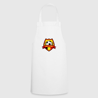 Belgium No 1 Soccer Team Gift - Cooking Apron