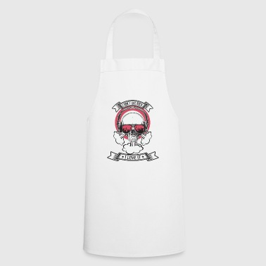 I DO NOT LIKE ROCK I LOVE IT - Cooking Apron
