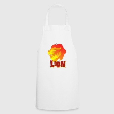 Lion - Lion - Gift - Cooking Apron