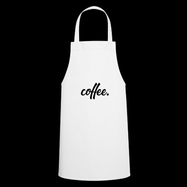 Coffee - coffee - Cooking Apron