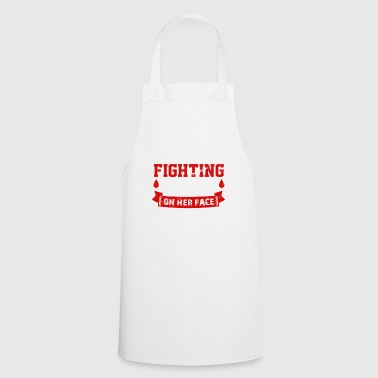 Strength Is A Woman Fighting Diabetes T-shirt - Cooking Apron