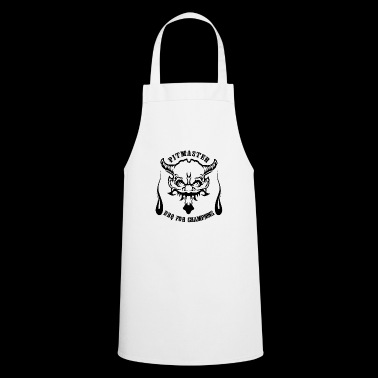 Pitmaster - BBQ for Champions - Barbecue Shirt - Cooking Apron