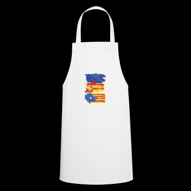 Catalonia Spain Flag Europe Gift Peace - Cooking Apron