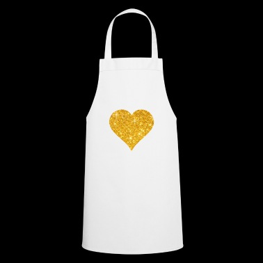 Golden Heart - Cooking Apron