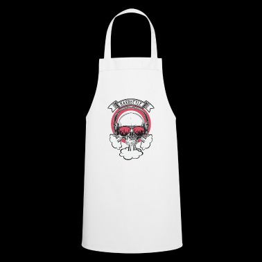SKULL Hardstyle - Cooking Apron