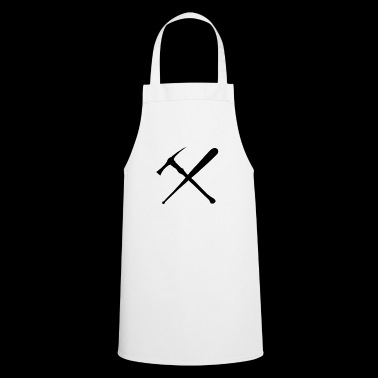 Pickaxe baseball bat - Cooking Apron