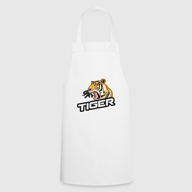 Asian tiger - Cooking Apron