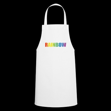Rainbow - Cooking Apron