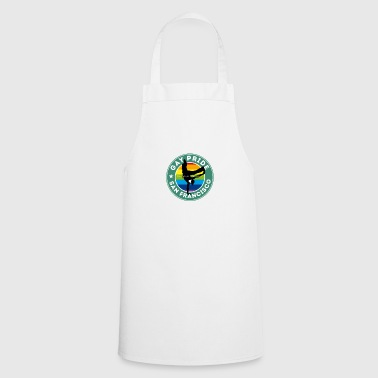 Gay Pride Street csd Parade rainbow Respect lol - Cooking Apron
