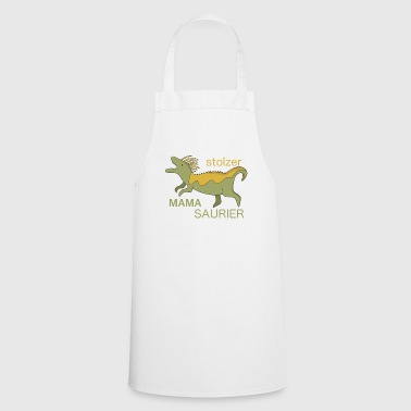 Proud Mom Proud Mamasaurian Mosasaurus - Cooking Apron