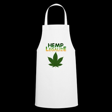 Legalize Hemp - Cooking Apron