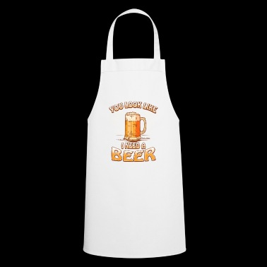 Beer home festival festival party gift - Cooking Apron