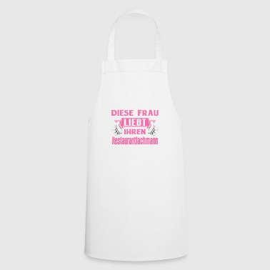 Restaurant professional love gift - Cooking Apron