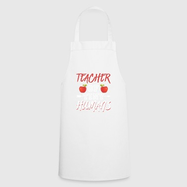 Funny Kindergarten Preschool Teacher - Cooking Apron