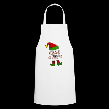 Xmas Elf - Christmas Elf - Gift - Cooking Apron