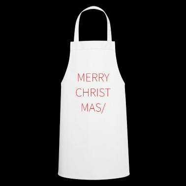 Merry Christmas! - Cooking Apron