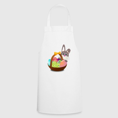 Lopi and his Easter eggs - Cooking Apron