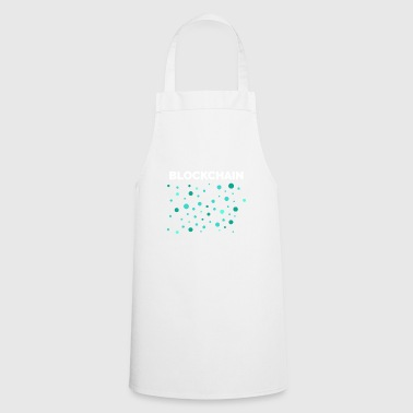 BLOCKCHAIN ​​BITCOIN CRYPTOCURRENCY TECHNOLOGY - Cooking Apron