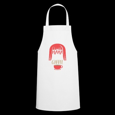 Mama Needs Coffee Caffeine Lover Hilarious Design - Cooking Apron