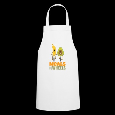 fruitonwheels - Meals on wheels - Cooking Apron