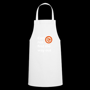 way out / The way out - Cooking Apron
