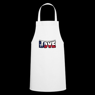 love texas - Cooking Apron