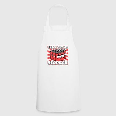 SIX PACK - Cooking Apron