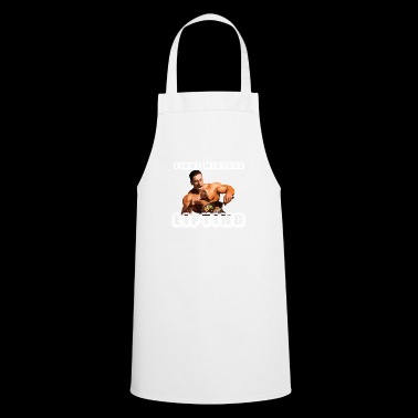Funny Gym Shirt - Cooking Apron