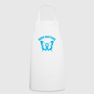 Hope Matters Lung Cancer Awareness - Cooking Apron