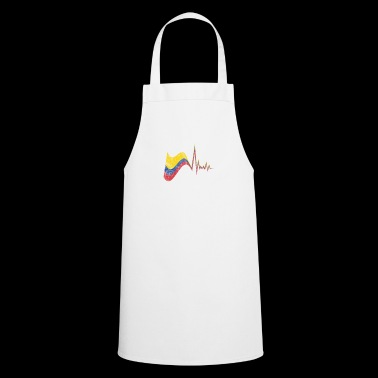 Colombia Flag Gift South America Spanish Country - Cooking Apron