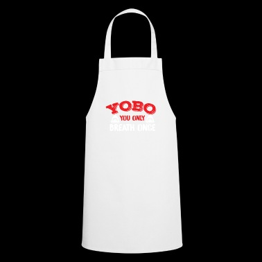YOBO Swimming T-Shirt - Cooking Apron