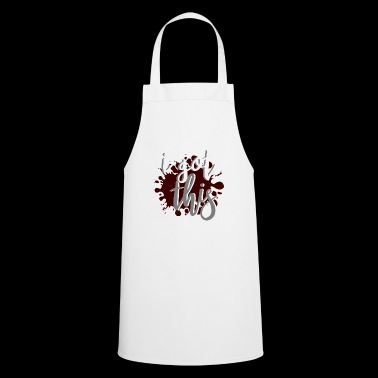 I have this cancer awareness - Cooking Apron