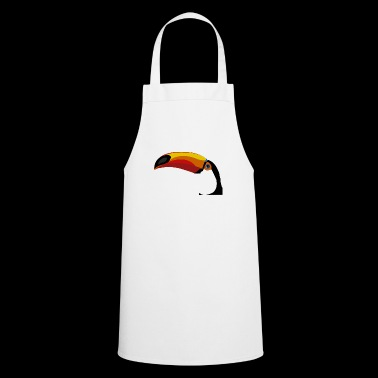 Funny sweet toucan costume gift surprise - Cooking Apron