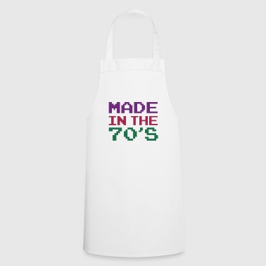 70s present - 70's - Cooking Apron