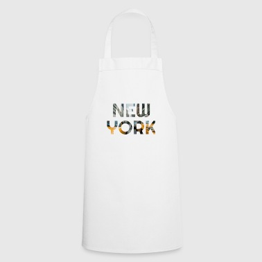 Skyline di New York City, NY, regalo - Grembiule da cucina