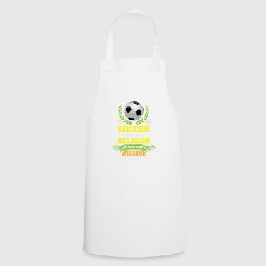 Soccer | religion - Cooking Apron