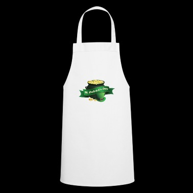 st. patrick day - Cooking Apron